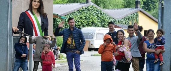 Raggi fuori controllo: sposta i rom infetti vicino a casa vostra