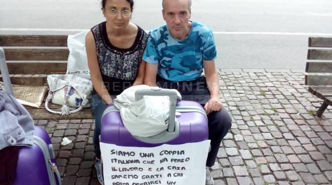Coppia italiana cerca lavoro da un capo all'altro d'Italia – VIDEO