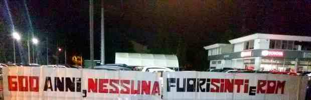 Rimini: FN chiede di radere al suolo campo nomadi