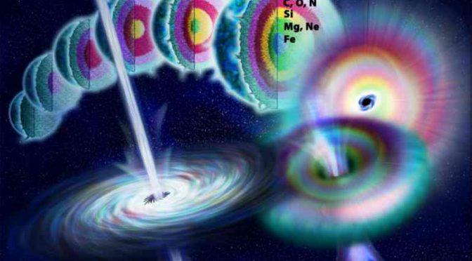 I Raggi Gamma: grandi sterminatori di civiltà planetarie