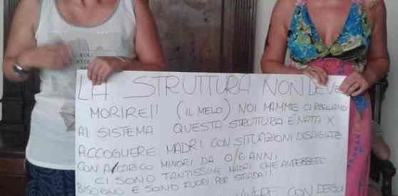 FAMIGLIA ITALIANA DISTURBA PROFUGHI: CACCIATA DA CASA ACCOGLIENZA