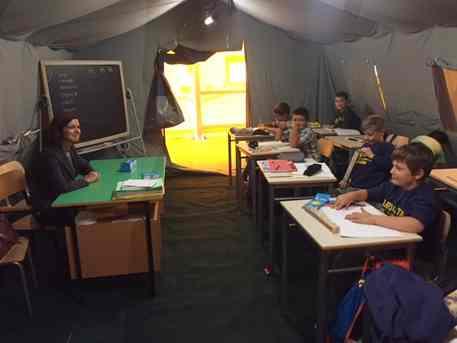 SCUOLA ACQUASANTA: A RUBARE PC SONO STATI ALBANESE E MOLDAVO