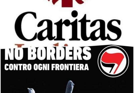 Estremista No Borders è figlio dirigente Carita$: usava auto Carita$ per violenze