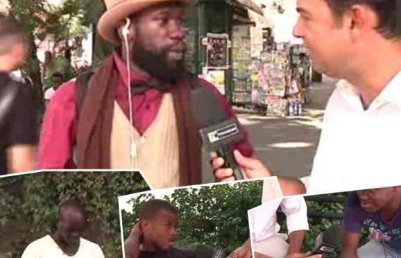 """Profugo: """"Io non voglio lavorare, sono un viaggiatore"""" – VIDEO"""