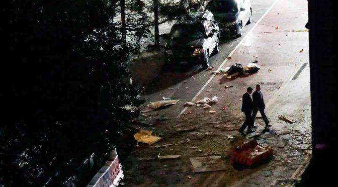 "ISIS CELEBRA ESPLOSIONI NEW YORK: ""ALLAH E' GRANDE"""