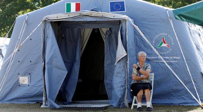 Pd: dare le case ai terremotati albanesi