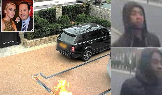 Attacco molotov contro auto Ecclestone – VIDEO
