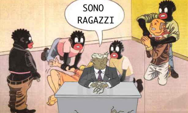 """UE: """"Italia tratta male i profughi"""""""