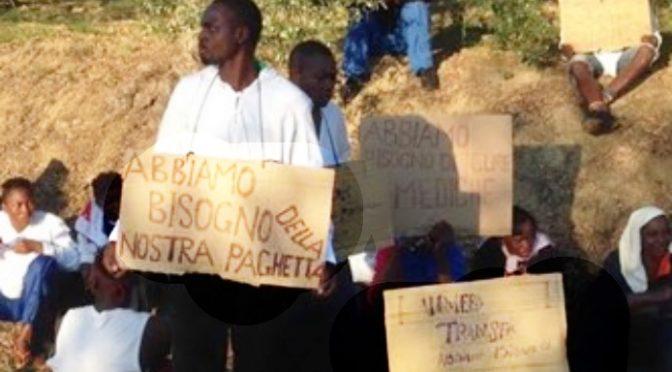 Dopo protesta profughi, Prefetto cerca sistemazione più esclusiva