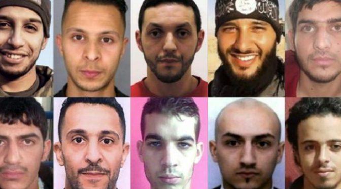 Renzi dimentica tutti i terroristi islamici arrivati coi barconi