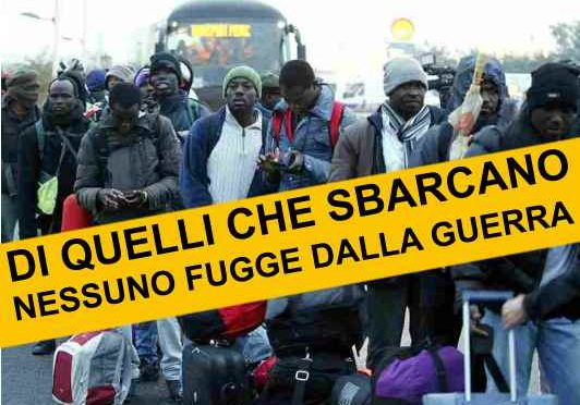 Nigeria, Eritrea, Gambia e Guinea: i 'nostri' profughi arrivano da paesi senza guerre