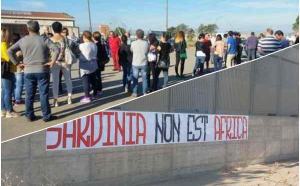 SASSARI, PROFUGO ARMATO A CACCIA DI ITALIANI SEMINA IL PANICO