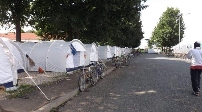CUNEO: ALLARME TUBERCOLOSI IN ACCAMPAMENTO AFRICANI CARITA$