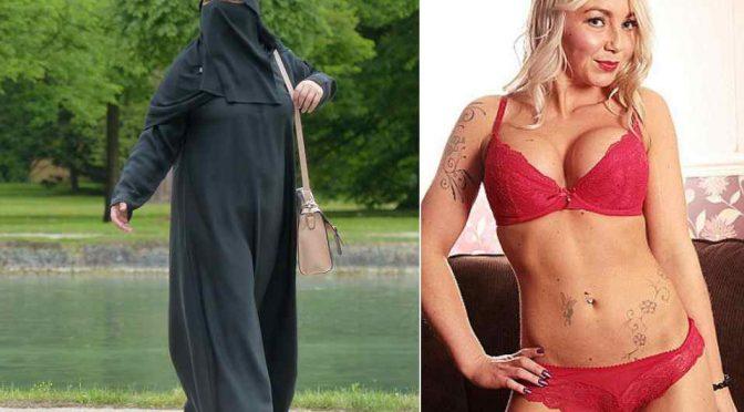 Arrestata la convertita Kim: da Playboy al Burqa