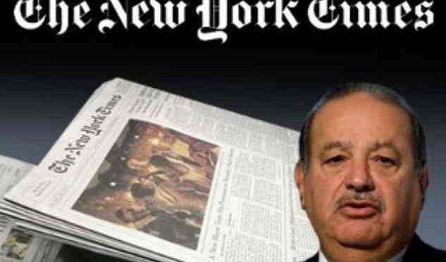 PERCHE' IL NEW YORK TIMES ODIA DONALD TRUMP