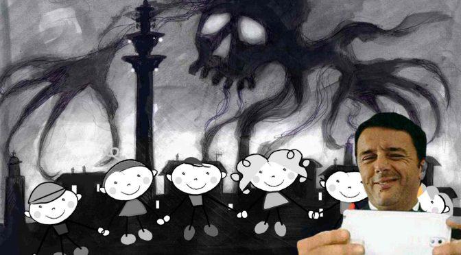 Torino avvelenata dai roghi tossici: 164 zingari indagati per disastro ambientale