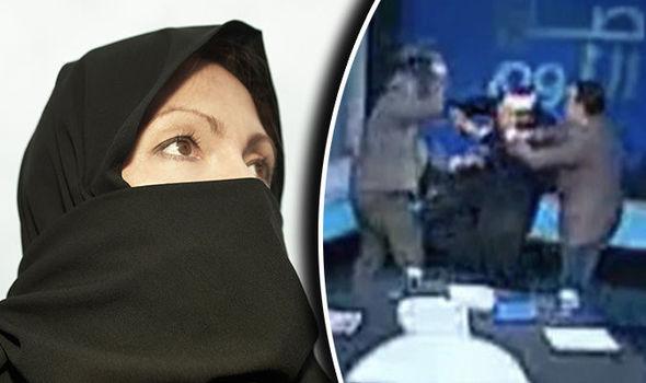 RISSA ISLAMICA IN TV SUL BURQA OBBLIGATORIO – VIDEO