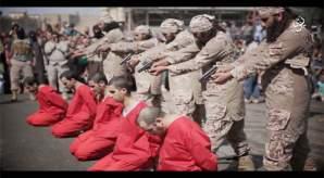 MOSUL: ESECUZIONI SOMMARIE, ISIS SCATENATA IN VISTA BATTAGLIA – VIDEO CHOC