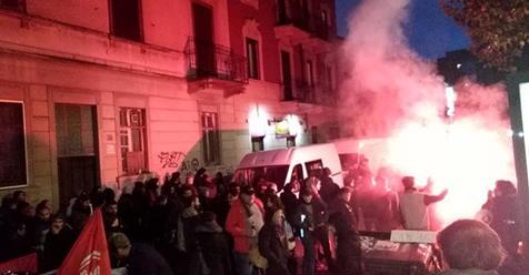 Centri sociali, violenze per sgombero marocchini abusivi
