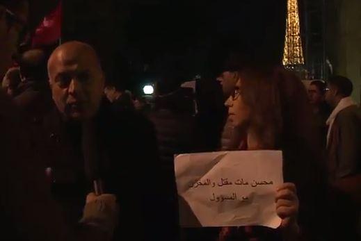 Marocchini marciano su Parigi per morte pescatore marocchino: in Marocco…