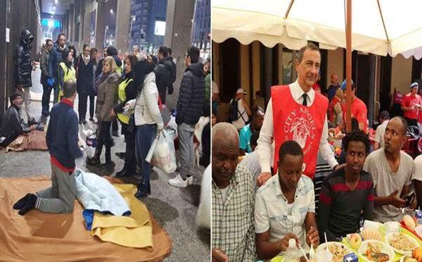 Milano: ambulanze soccorrono solo immigrati