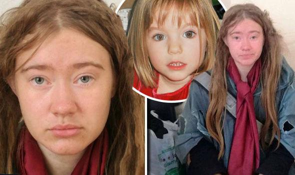 MARIA può essere la piccola Amanda, non Madeleine McCann, mistero su ragazza Roma