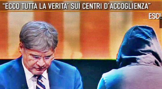 "Volontario rivela: ""In centri profughi spacciatori e prostitute"" – VIDEO"