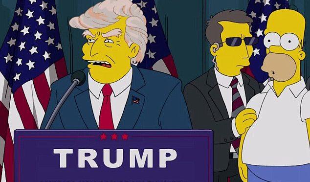 I Simpson avevano predetto Trump presidente USA – VIDEO