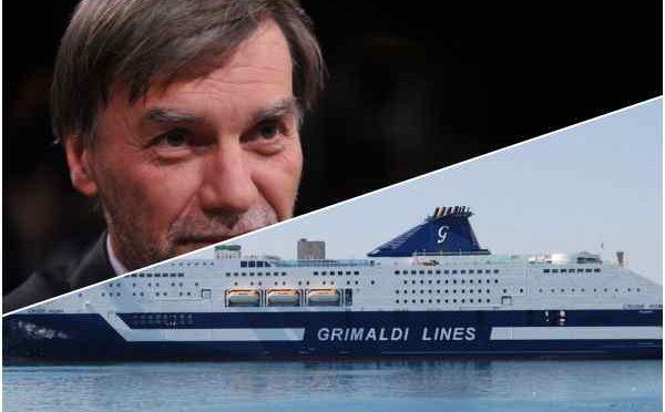 Viaggio da incubo per passeggeri della Grimaldi