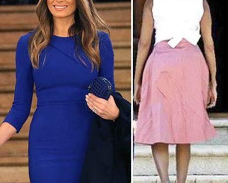 """Stilista Michelle: """"Non vestirò razzista Melania Trump"""""""