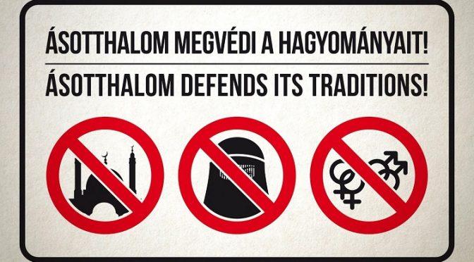 Ungheria: vietate moschee e abiti islamici