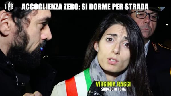 """Sindaco Roma replica a Iene e fancazzisti: """"Roma è satura di clandestini"""""""