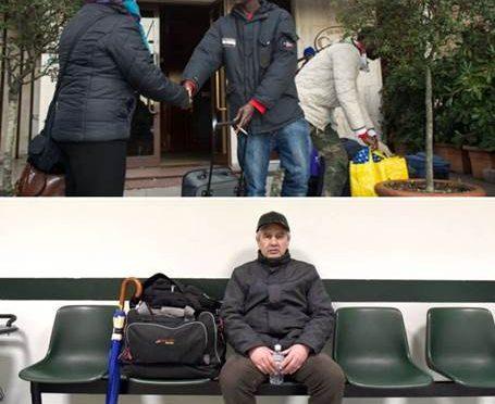 Sesto: lui dopo infarto dorme in sala attesa, loro in hotel