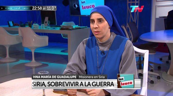 """Suor Maria: """"Islamici ci stanno massacrando anche i profughi"""""""