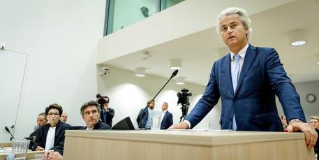 Wilders condannato per incitazione all'odio per avere detto che non vuole marocchini in Olanda