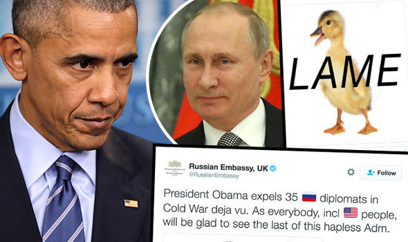 "Putin snobba Obama: ""Non espello diplomatici Usa, aspetto Trump"""