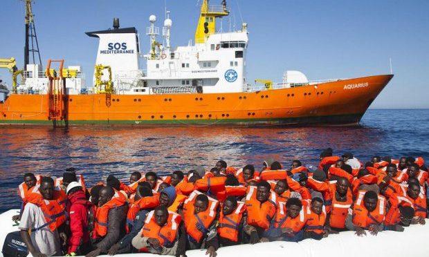 "Ong francese dichiara guerra: ""Impediremo respingimenti in Libia"""