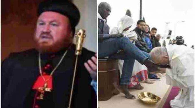 """Arcivescovo Irak a Bergoglio: """"Come potete accettare profughi islamici che ci hanno perseguitato?"""""""