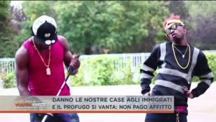 """Svizzera blocca ingresso Bello Figo: """"Non vogliamo spara merda"""""""