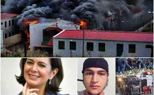 Boldrini giustificava il terrorista di Berlino durante violenze Lampedusa
