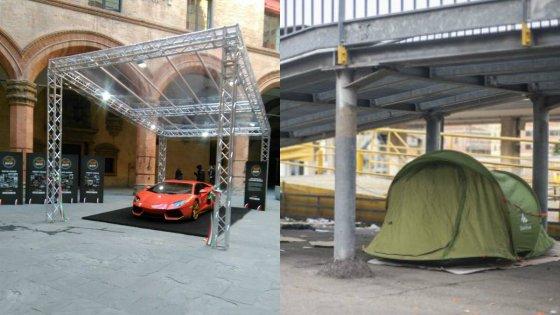 """Assessore PD: """"Italiani pensano a Lamborghini e profughi al gelo, vergognoso"""""""