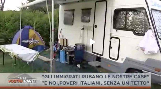 SOLDI E APPARTAMENTI GRATIS A 30MILA PROFUGHI, LA LEGGE CHOC