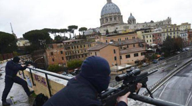 Roma: 'Sono scomparsi 6 militari islamici che si addestravano in Italia'