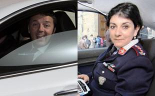 Marchette fino alla fine: Renzi nomina l'amica vigile per carica a vita