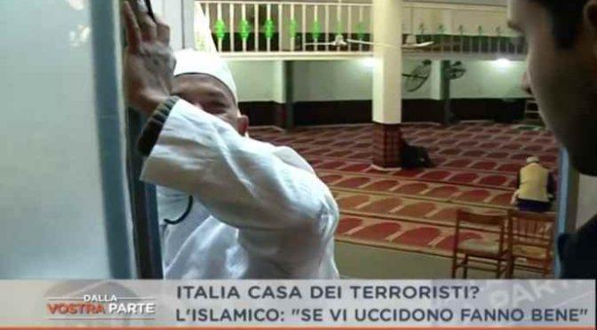Salvini: al governo chiuderemo tutte moschee illegali