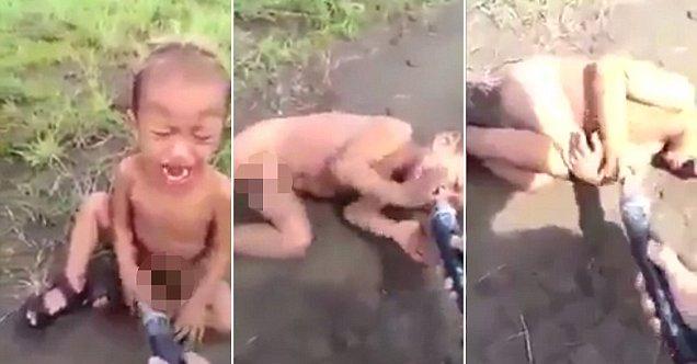 LA BUFALA DEL BIMBO ISLAMICO TORTURATO COL TASER – VIDEO