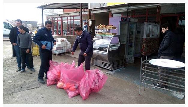 Profughi vendevano carne di gatto: sequestrati 400 chili – FOTO – VIDEO