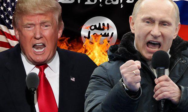 """Trump sfida Putin: """"Russia preparati, in Siria stanno per arrivare i missili"""""""