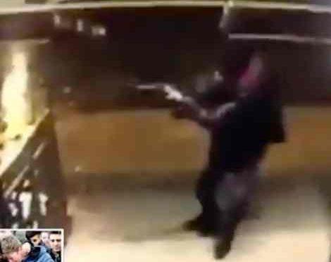 DISCO REINA: IL VIDEO INEDITO DELL'ASSALTO – VIDEO CHOC