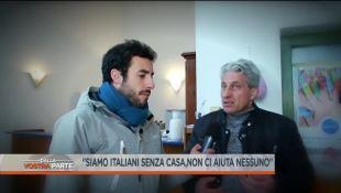 MILANO: famiglie italiane occupano fabbrica per avere un tetto – VIDEO